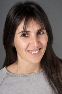 Anna Anguera Profesora Kinesiología Dolmen Salut Barcelona