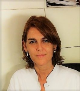 Marta Rico profesora Kinesiología en Dolmen Salut Barcelona
