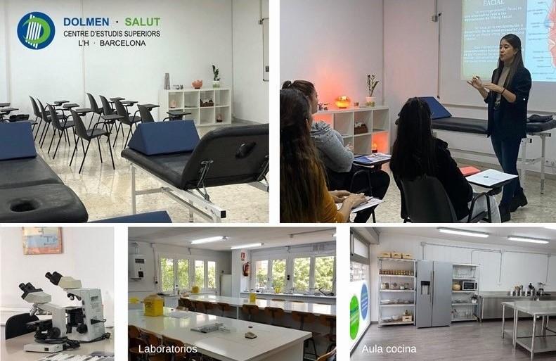 Escuela Superior de Terapias Naturales y Manuales DOLMEN SALUT