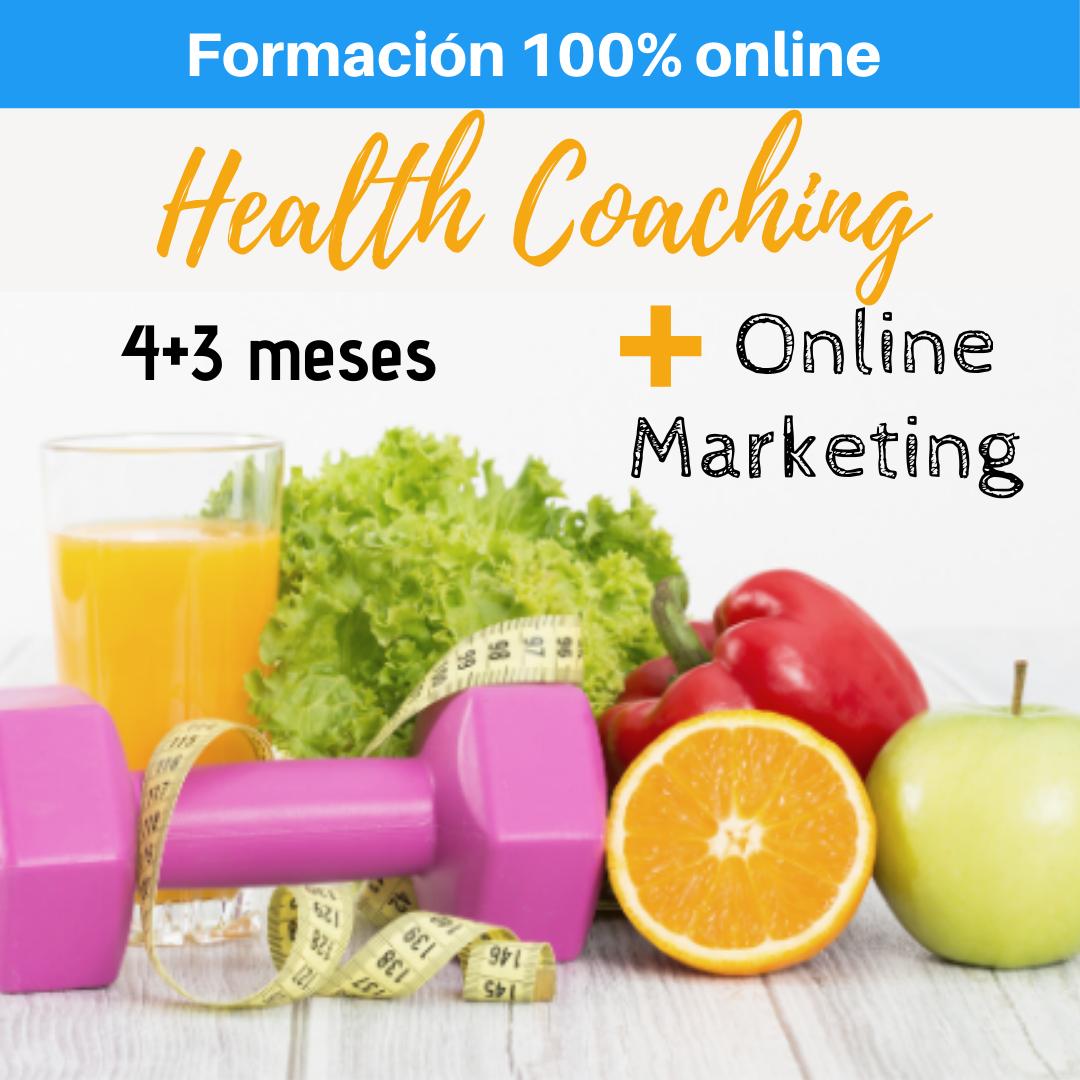 TÉCNICO EN HEALTH COACHING - 100% online