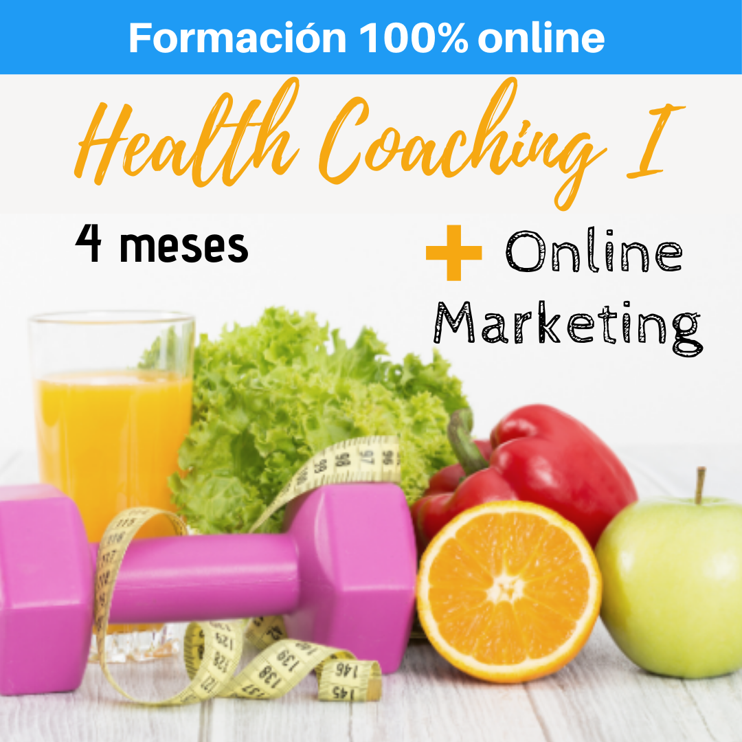 HEALTH COACHING I formación 100% online